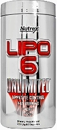 NR  Lipo 6 UNLIMITED 120 капс.
