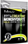 BT 100% Creatine Monohydrate, 500 г (пакет)