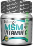 BT Vitamin C + MSM 150 г