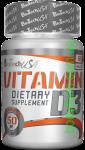 BT Vitamin D3 60 таб