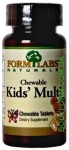 FL Kid's Multivitamin 45 chew tab