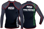MMA - 009 COMBAT BLACK