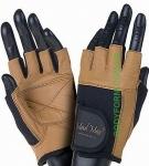 MM Перчатки FITNESS MFG 444 - коричневый
