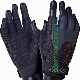 MM Перчатки JUBILEE Swarovski MFG 740 - черный