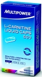 MP L-carnitine liquid caps 500мг 45 капс