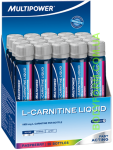 MP L-carnitine liquid forte 20x25 мл - персик