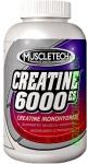 MT CREATINE 6000ES - 510 г