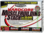 MT MUSCLEBUILDING STACK