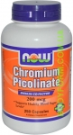 NOW Chromium Picolinate 250 капс