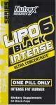 Nutrex LIPO-6 Black intense 60cap