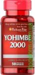 Puritan's Pride Yohimbe 2000 50 к