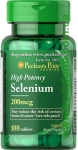 Puritan's Pride Selenium 200 mcg 100 т