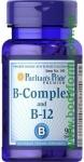 Puritan's Pride  B-Complex--B12 90tab