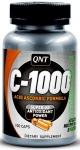 QNT Vitamin C 1000/100 caps