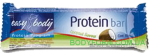 QNT ШОКОЛАДКИ EasyBodyProtein bar 35g 24шт/уп