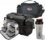 Sports bags  IsoBag 6 Meal System (с шейкером)