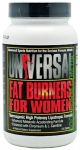 UN FAT BURNERS FOR WOMEN 120 т