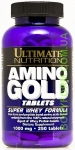 UltN AMINO GOLD CAPSULES 1000 MG - 250 кап