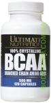 UltN BCAA 500 mg - 120 кап