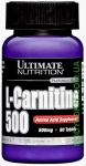 UltN L-CARNITINE 500 mg, 60 tab