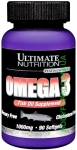 UltN Omega 3 - 90 softgels