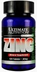 UltN ZINC 30 mg  - 120 таб