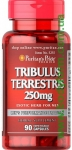 Puritan's Pride tribulus terrestris 250mg 90caps